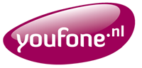Youfone 250 min/sms + 6000MB + 4G